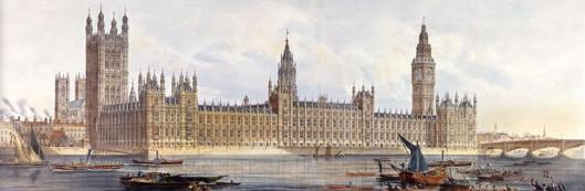 un sito dedicato alla storia del parlamento inglese